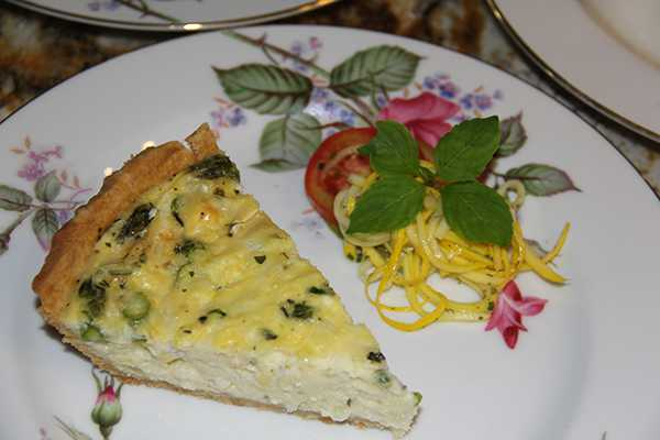 Speedwell Forge B&B serves delicious breakfasts